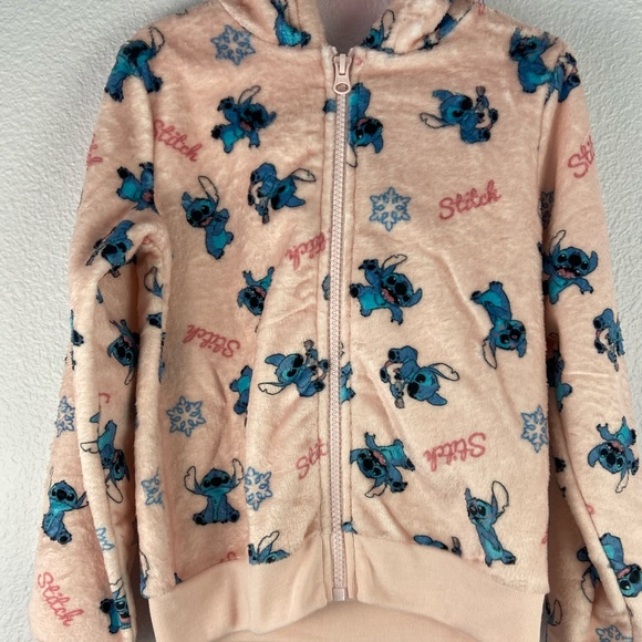 Disney Other - Stitch zip up sweater